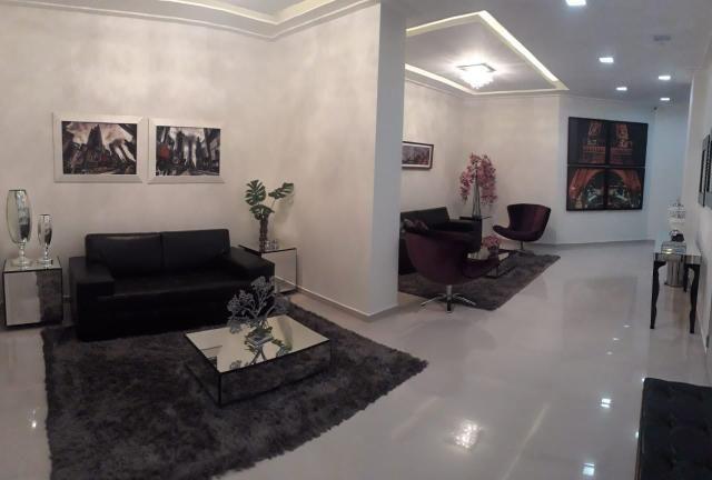 Apartamento todo mobiliado Ed Guiomar Rezende suíte+2quartos - Foto 17