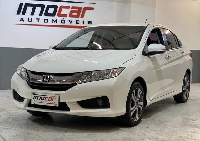 Honda - City Ex Automático
