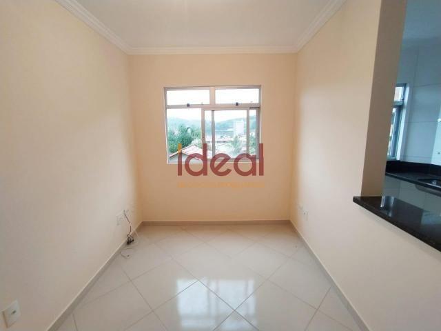 Apartamento para aluguel, 3 quartos, 1 suíte, 1 vaga, João Braz da Costa Val - Viçosa/MG - Foto 2
