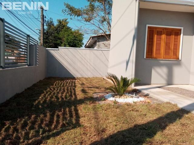 Casa de condomínio à venda com 1 dormitórios em Mathias velho, Canoas cod:15757 - Foto 2