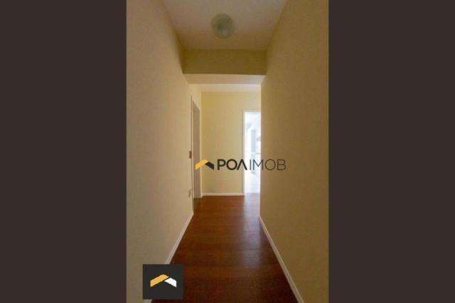 Apartamento com 2 dormitórios para alugar, 75 m² por R$ 2.130,00/mês - Rio Branco - Porto  - Foto 2