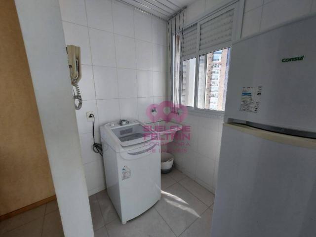 Apartamento com 1 dormitório à venda, 56 m² por R$ 335.000,00 - Enseada do Suá - Vitória/E - Foto 6