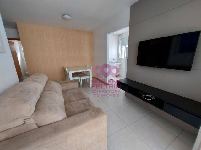 Apartamento com 1 dormitório à venda, 56 m² por R$ 335.000,00 - Enseada do Suá - Vitória/E - Foto 3