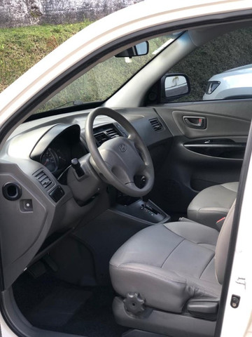 Hyundai Tucson Branca 2014/2015 16V Flex 4P Automático - Foto 10