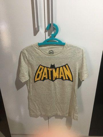 Blusa Batman original