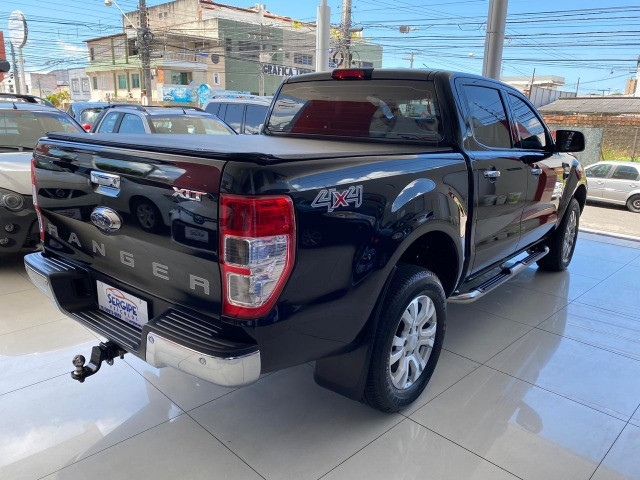 Ford Ranger XLT 3.2 4x4 Diesel Aut 2018 - Troco e Financio (Aprovação Imediata) - Foto 3