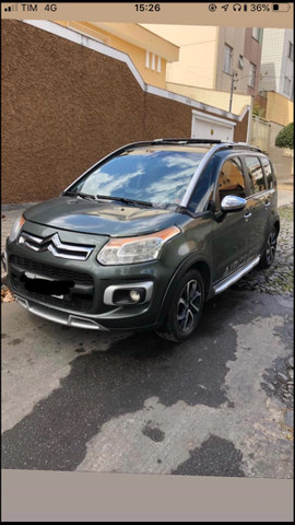 Citroen Aircross 2011/12 Exclusive Flex manual 1.6