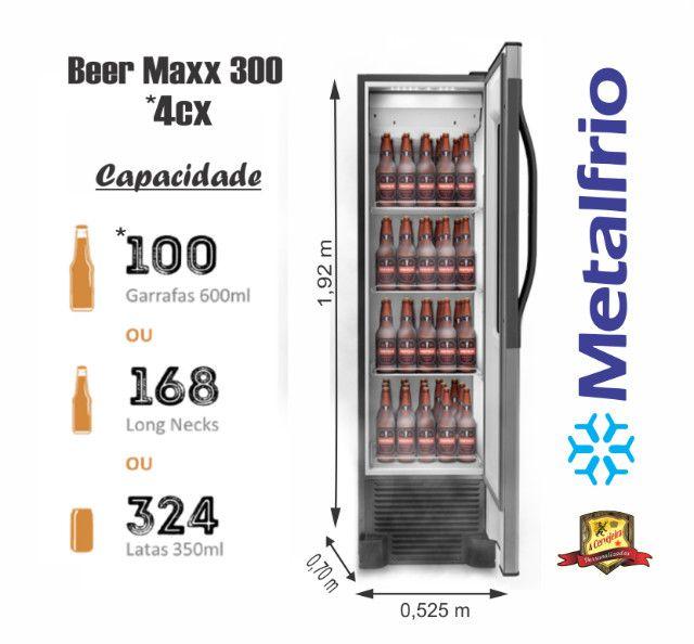 Cervejeira Beermaxx 230 ou 300 Metalfrio - Foto 2