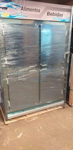 Geladeira Refrigerador Frost Free Inox 4 ou 6 portas PoloFrio - Foto 3