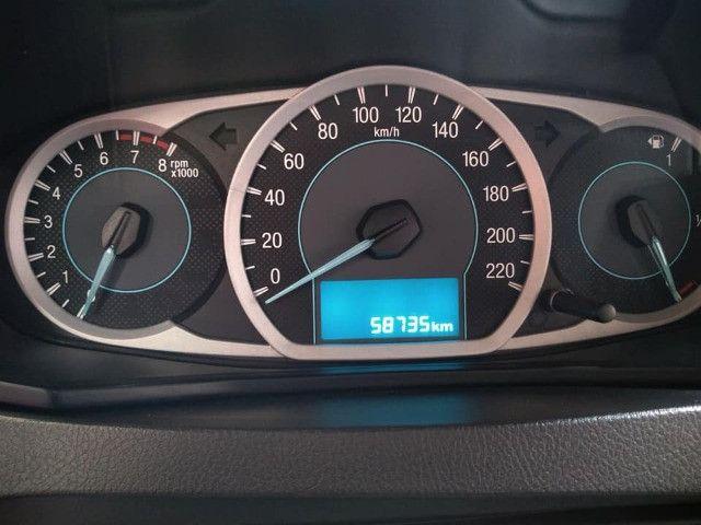 Vendo Troco e Financio Ford KA SE 1.0 2015 completo 58 milkm - Foto 2