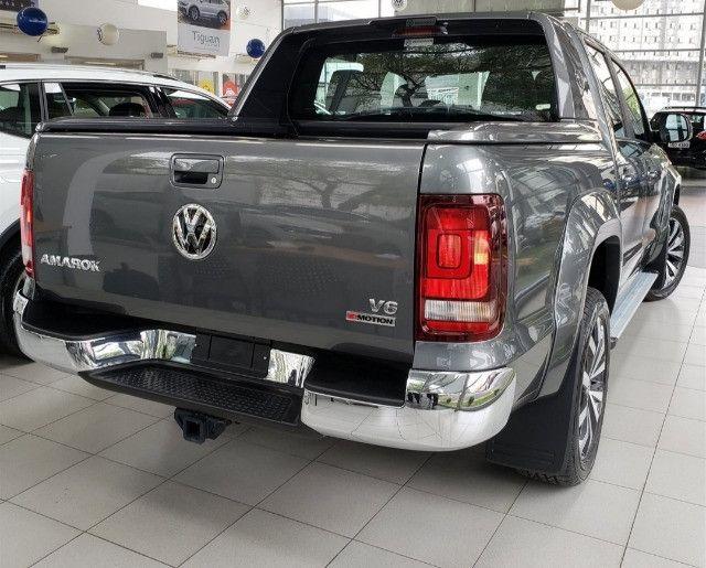 Volkswagem Amarok Extreme 4x4 V6 2020 0km Venha Sair de Carro Novo !!! - Foto 12