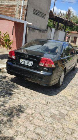 Civic Lxl 1.7 16v automático vtec 130cv - Foto 5