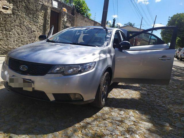 Vendo ou troco Kia Cerato SX3, 2013 - Foto 9