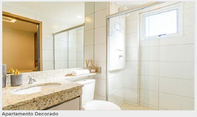 Apartamento 2 quartos Samambaia Sul perto do metrô, Taxas Grátis!  - Foto 17