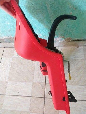 Garupa de criança para bicicleta - Foto 3