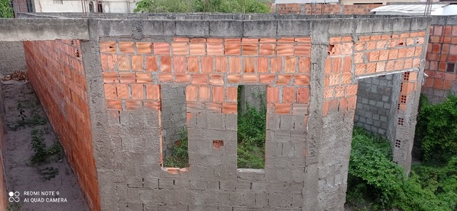 Vendo Casa em construçao - Tomba - Tamandari - Foto 2