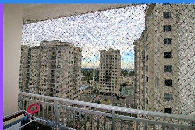 Condomínio weekend Club Apartamento 3 Quartos Ponta Negra - Foto 13