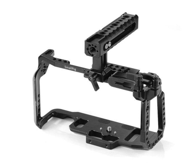Cage Smallrig Blackmagic Pocket 4k E 6k Kit + Ssd E Handle - Foto 3