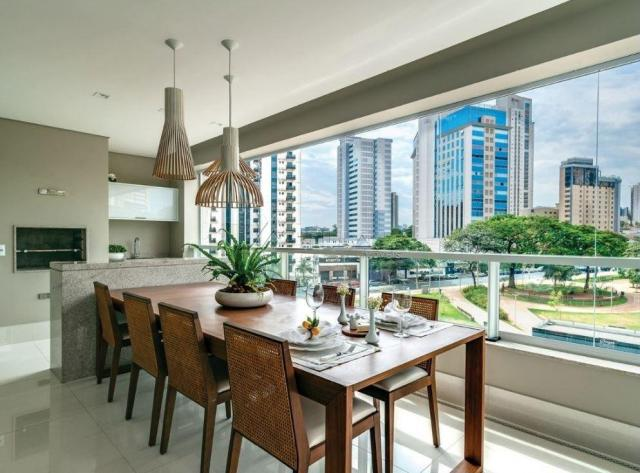 Apartamento à venda com 4 dormitórios em Setor oeste, Goiânia cod:10AP1014 - Foto 11