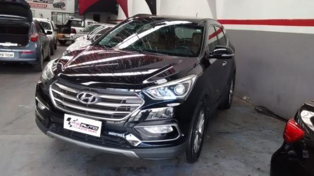 Hyundai santa fÉ 2016 3.3 mpfi 4x4 7 lugares v6 270cv gasolina 4p automÁtico - Foto 3