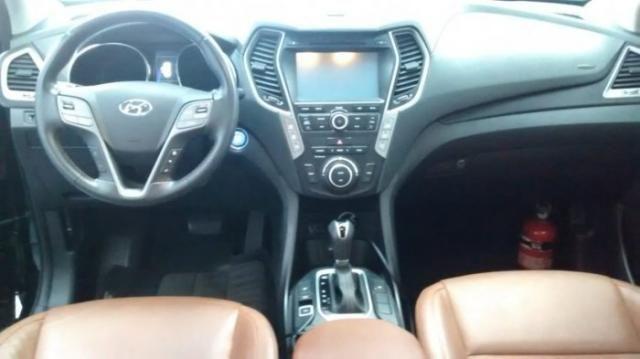 Hyundai santa fÉ 2016 3.3 mpfi 4x4 7 lugares v6 270cv gasolina 4p automÁtico - Foto 5
