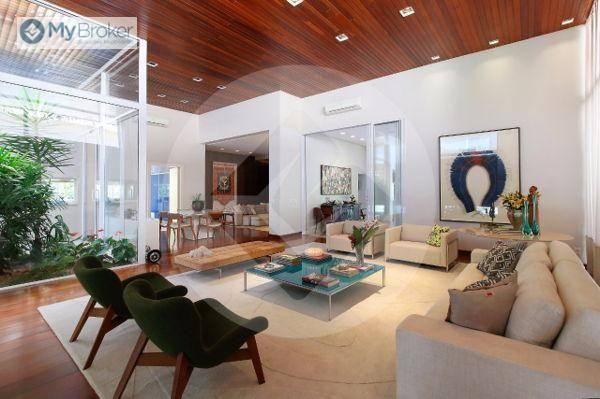Casa com 4 dormitórios à venda, 576 m² por R$ 5.200.000,00 - Residencial Alphaville - Goiâ - Foto 6