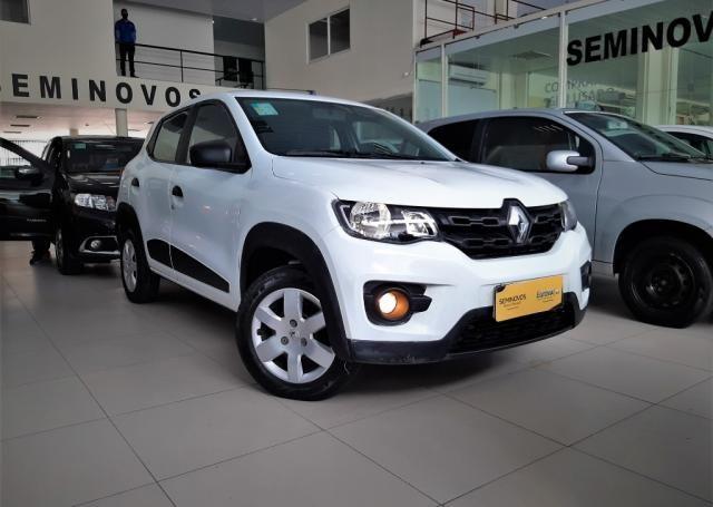 Renault Kwid Zen 1.0 12V Sce Flex 4P M - Foto 3