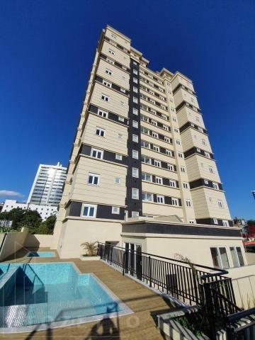 Apartamento para Venda em Ponta Grossa, Centro, 3 dormitórios, 1 suíte, 2 banheiros, 2 vag
