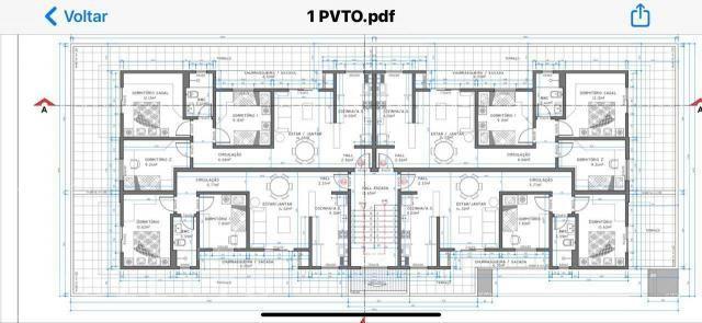 Apartamento para Venda em Ponta Grossa, Uvaranas, 3 dormitórios, 1 banheiro, 1 vaga - Foto 7