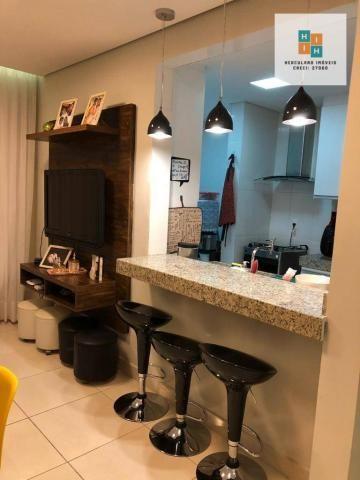 Apartamento com 2 dormitórios à venda, 54 m² por R$ 195.000,00 - Iporanga - Sete Lagoas/MG