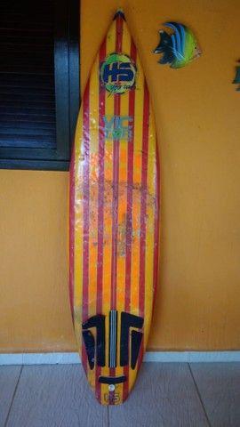 Prancha De Surf 6'2- Hs - Victor Vasconcellos - Foto 4