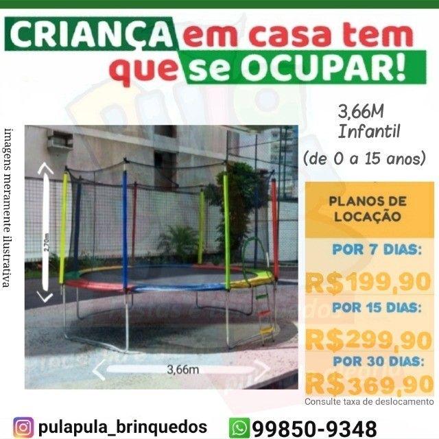 Mega Promoção: Aluguel de pula pula por 7, 15 ou 30 dias em sua casa ou apartamento - Foto 6