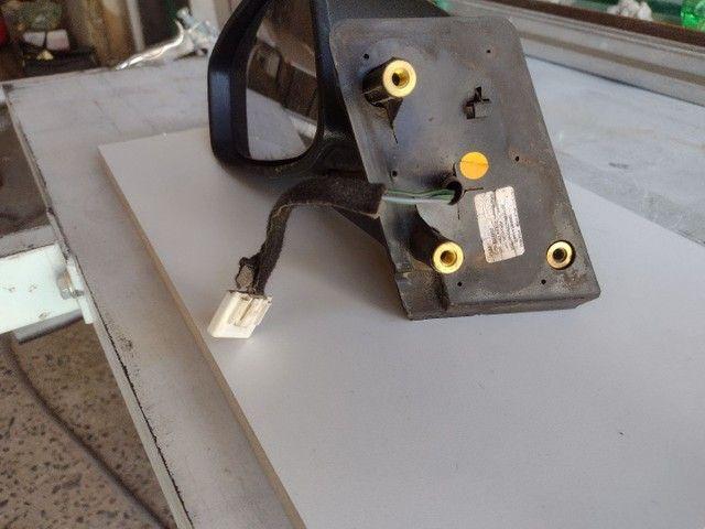 Retrovisor Fiat ideia eletrico - Foto 2