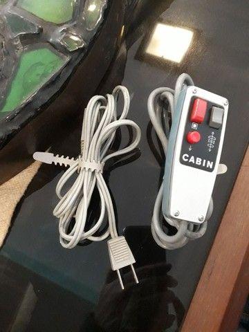 Projetor de slides com carretel e controle remoto  - Foto 3