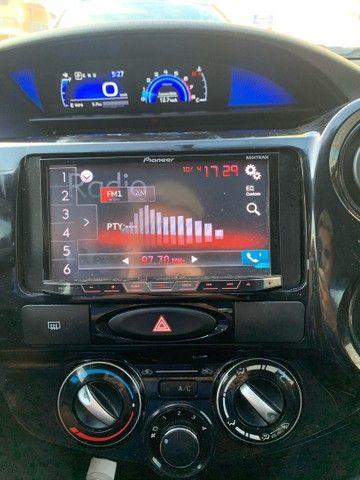 Toyota Etios X plus 19/20 automático baixa quilometragem  - Foto 6