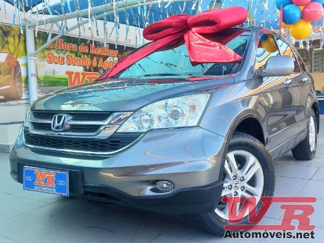 Honda CR-V Exl 2.0 Automática + Teto Solar