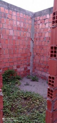 Vendo Casa em construçao - Tomba - Tamandari - Foto 5