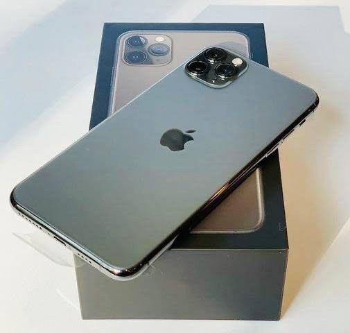 iPhone 11 pro 256gb verde *PGTO EM DOGE CONSIGO UM BOM DESCONTO* - Foto 3