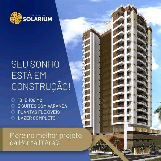 86/ Apartamento à venda de  106m² vista mar.