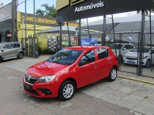 Renault SANDERO Life Flex 1.0 12V 5p Mec. - Foto 3
