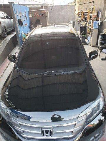 honda 2014 crv 2.0 exl teto solar extra - Foto 6