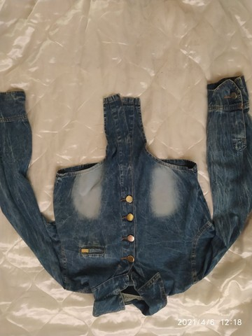 Croped jeans