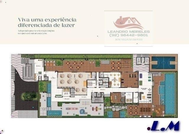 ¬>Lançamento apartamento Luxuoso no Adrianópolis <¬*$ - Foto 12
