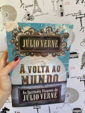 Box (3 livros) - as incríveis viagens de Júlio Verne