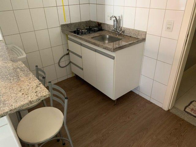 Apartamento de 1 quarto, nascente e vaga de garagem coberta - SEM FIADOR  - Foto 3