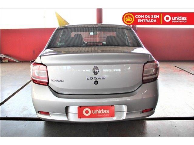 Renault Logan 2020 1.0 12v sce flex life manual - Foto 6