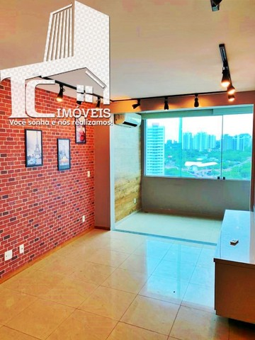 Vendo Apartamento The Sun - Parque 10, próximo ao Detran/110m²/3 Qtos  - Foto 13