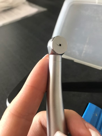 Caneta de Alta Rotação- Dental flex  - Foto 3