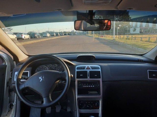 Peugeot 307 ,1.6   16 PR PK a alco/gosol ano 208 - Foto 2