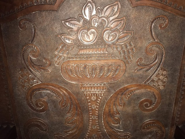 Cadeira antiga  - Foto 2